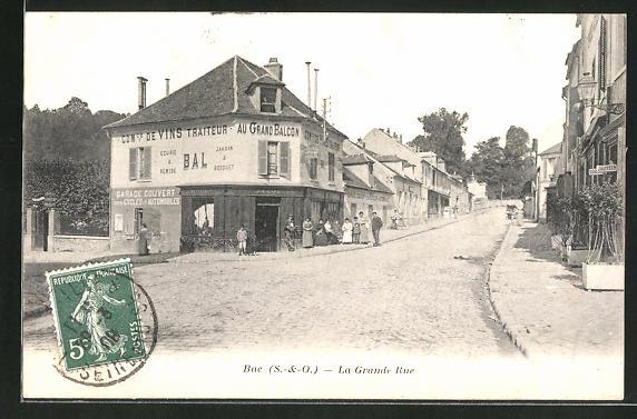AK Buc, La Grande Rue 0