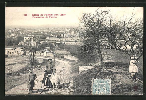 AK Pantin, Panorama