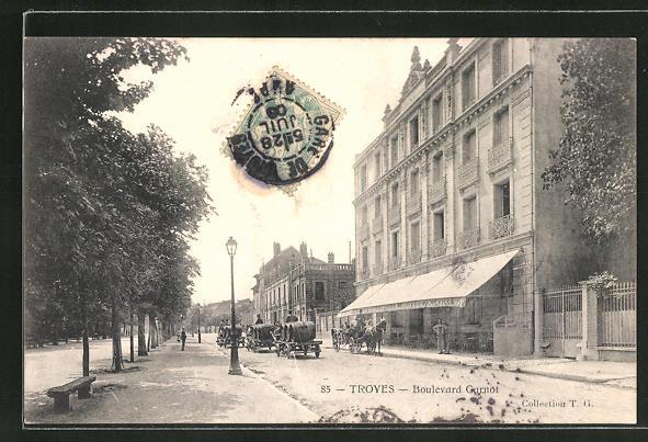 AK Troyes, Boulevard Garnot 0