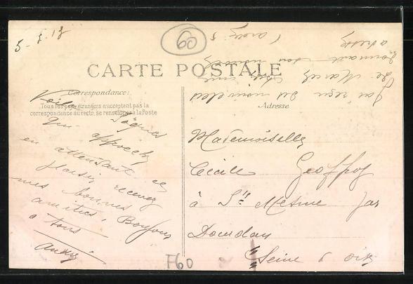 AK Montataire, Port des Forges 1
