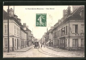 AK Pont-Sainte-Maxence, Rue Neuve