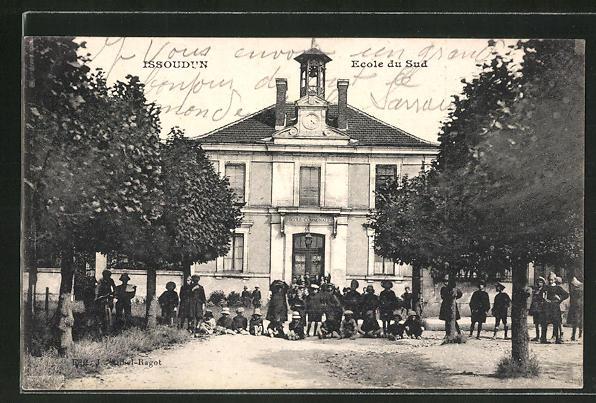 AK Issoudun, Ecole du Sud, Schule 0
