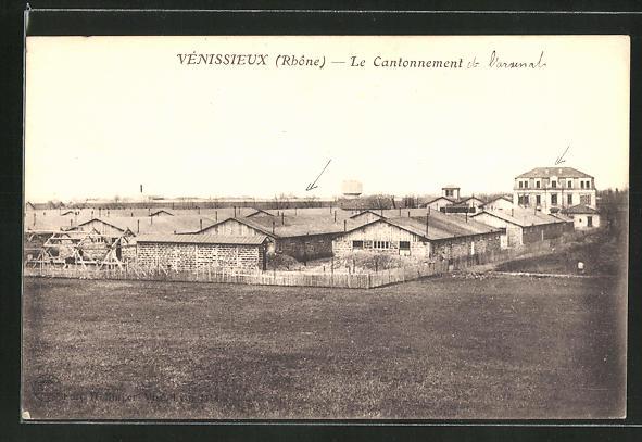 AK Vénissieux, Le Cantonnement 0