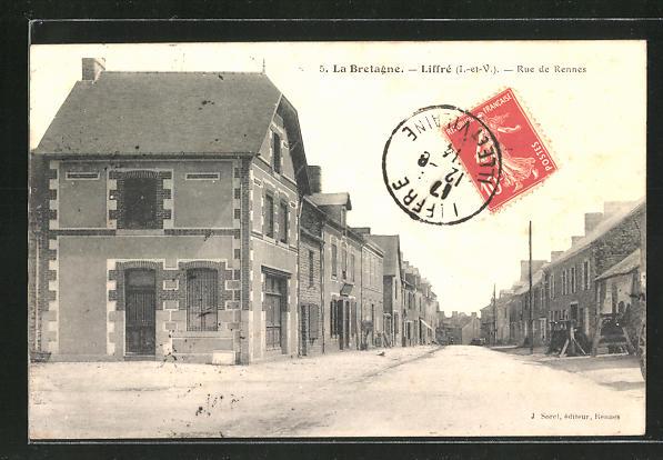 AK Liffré, Rue de Rennes 0