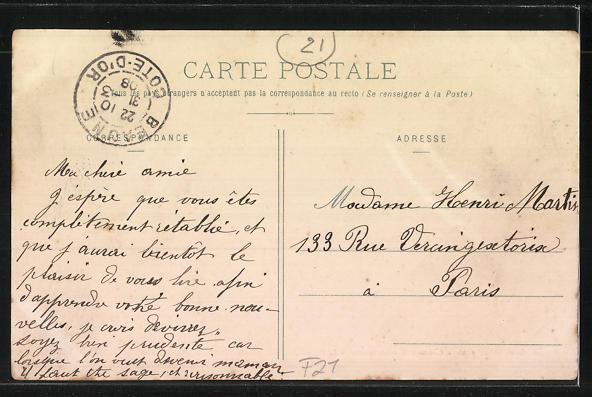 AK Corton, Cuverie et Caves de Chateau-Corton Latour 1