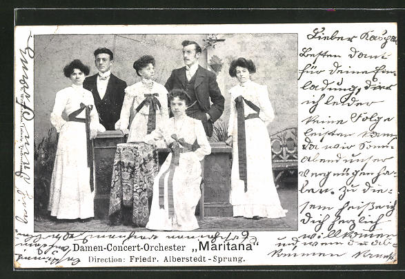 AK Damen-Concert-Orchester