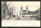 Bild zu AK Steingaden-Hof...