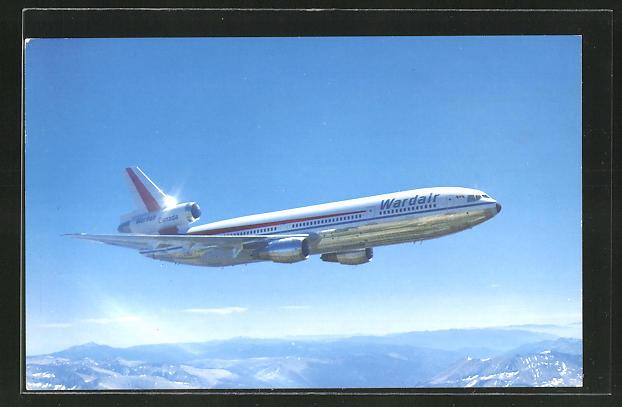 AK McDonnell Douglas DC-10-30 der Wardair Canada
