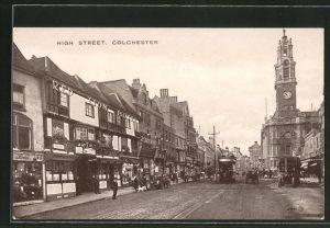 AK Colchester, High Street