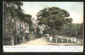 AK South Shields, Westoe Village