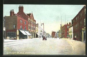 AK Watford, Market Place