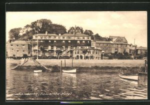 AK Salcombe, Salcombe Hotel am Fluss