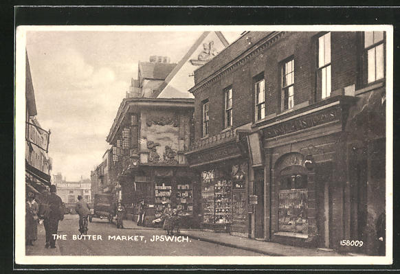 AK Ipswich, The Butter Market