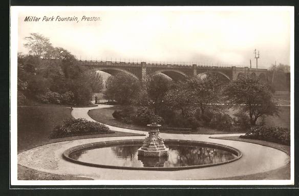 AK Preston, Millar Park Fountain