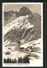 Bild zu AK Hirschegg, Ort...