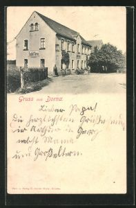 AK Dorna, Partie am GAsthof Dorna