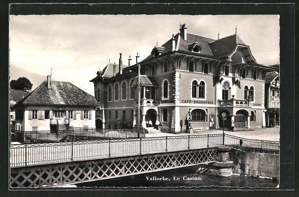 AK Vallorbe, Le Casino