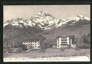 AK Bex, La Villa des Bains