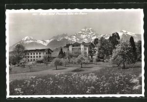 AK Bex, Hotel Pension Villa des Bains