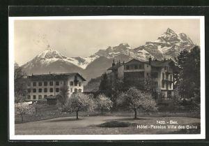 AK Bex, Hotel-Pension Villa des Bains