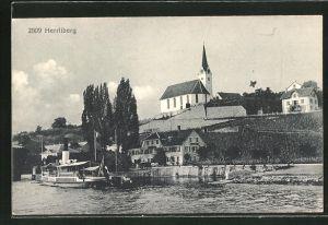 AK Herrliberg, Ortsansicht