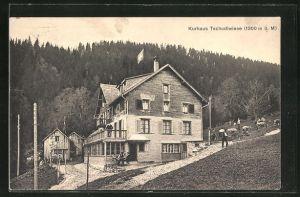 AK Flums, Am Kurhaus Tschudiwiese am Wald, Inh. Mart. Wildhaber