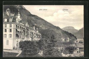 AK Gersau, Hotel Müller