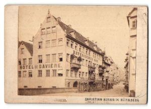 Fotografie Christian Koenig, Nürnberg, Ansicht Nürnberg, Hotel Bayerischer Hof