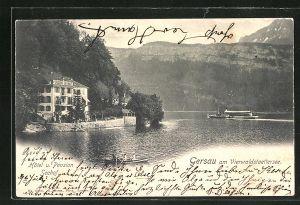 AK Gersau am Vierwaldstädtersee, Hotel & Pension Seehof