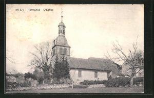 AK Hermance, L'Eglise