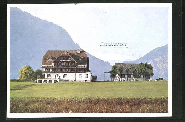 AK Bad Aussee, Alpenhotel