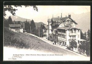 AK St. Beatenberg, Hotel-Pension Beau-Séjour
