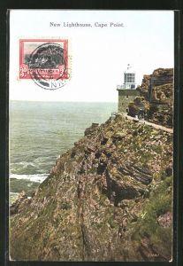 AK Cape Point, New Lighthouse, Leuchtturm