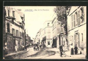 AK Chatou, Rue de la Paroisse