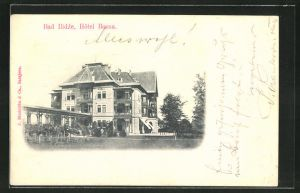 AK Bad Ilidze, Hotel Bosna