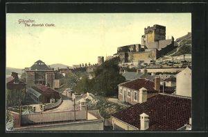 AK Gibraltar, The Moorish Castle