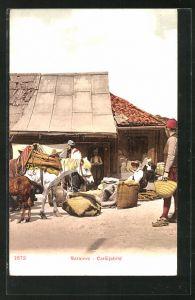 AK Sarajewo, Carsijabild
