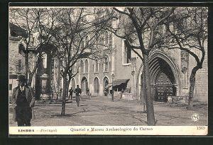 AK Lisboa, Quartel e Museu Archeologico do Carmo