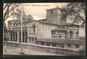 AK Avila, Basilica de San Vicente
