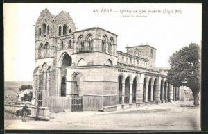 AK Avila, Iglesia de San Vicente