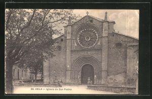 AK Avila, Iglesia de San Pedro