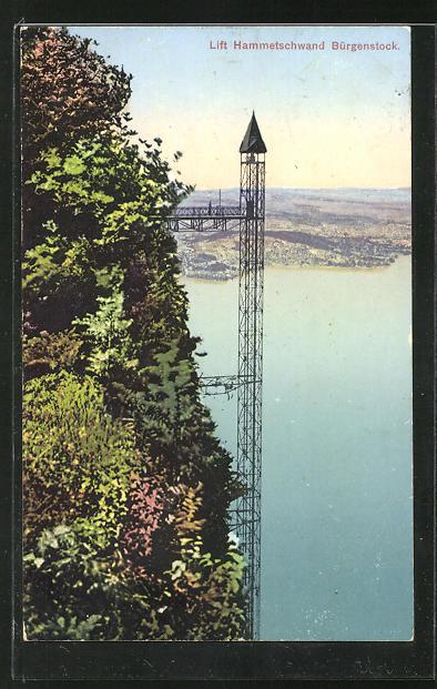 AK Bürgenstock, Lift Hammetschwand