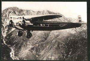 Fotografie Flugzeug Fokker F10, Kennung 5614