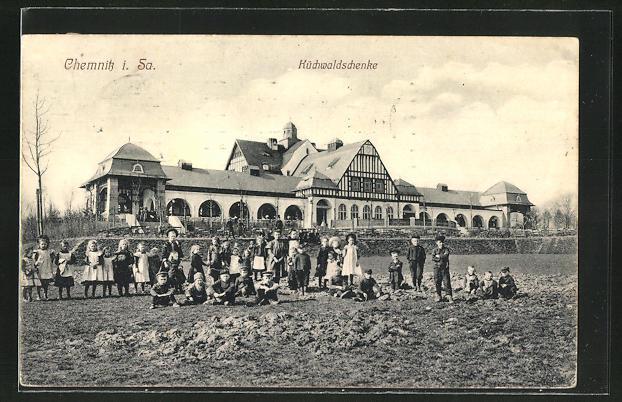 AK Chemnitz, Gasthaus Küchwaldschenke