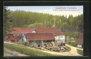 AK Eisenberg, Mühltal mit Froschmühle