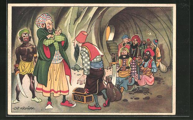 Ali Baba Und Die 40 Räuber Film 1943