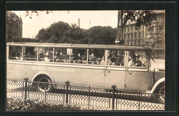 AK München, Autobus