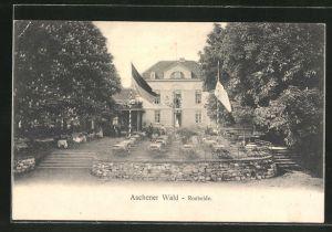 AK Aachen, Gasthaus Ronheide im Aachener Wald