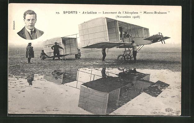 AK Sports-Aviation, Lancement de l'Aéroplane