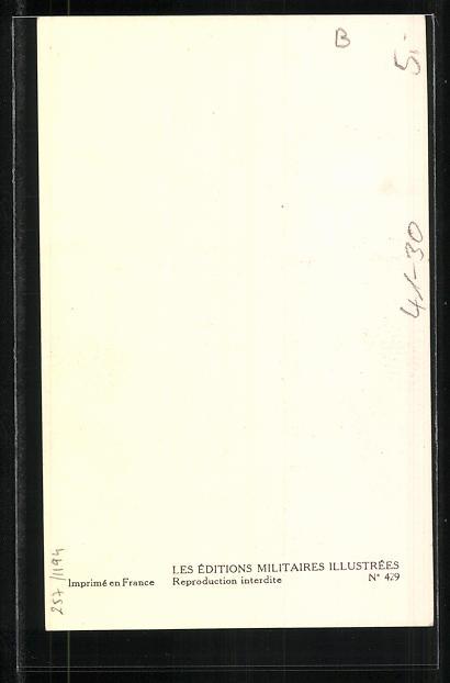 Künstler-AK Marine, Lieutenant de Vaisseau, Enseigne de 1re Classe, Tenue de bord 1